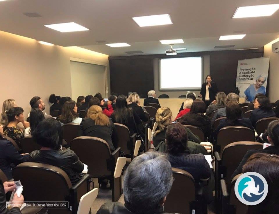 Grupo 3M realiza evento sobre Infecção Hospitalar no HN