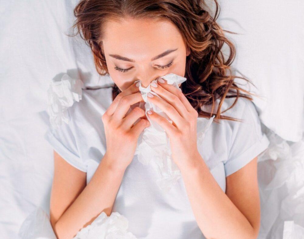 Como lidar com a congestão ou obstrução nasal